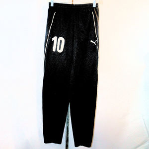 Women's Puma active sweat sport pants S EUC